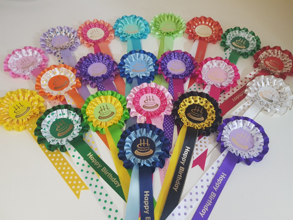 Rushfords Rosettes | Rosettes, Sashes, Awards and other